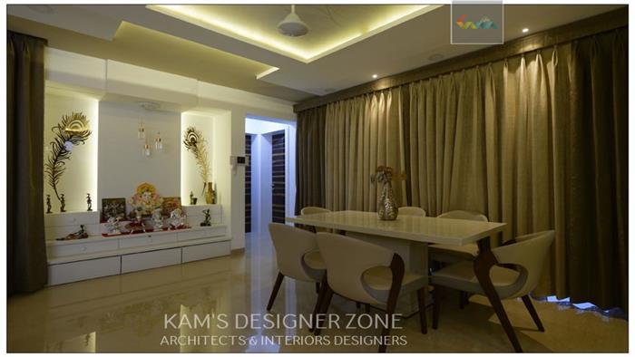 Low Cost Interior Designing Ideas | Kam\'s Designer Zone