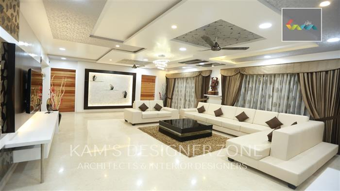 The Smart Interior Designer for Small Space House in Pune