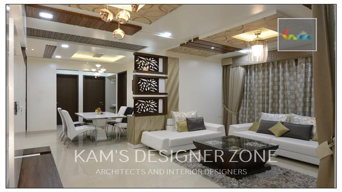 Living Room Interior Designers In Pune