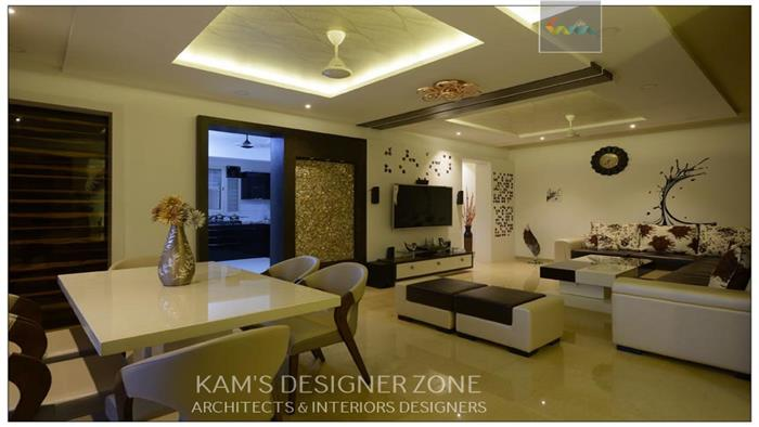 Design Roof For Your Home With Residential Interior Designer