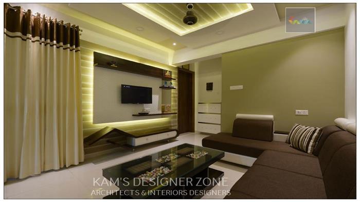 Latest Interior Design Ideas for Small Space | Kam\'s Designer Zone