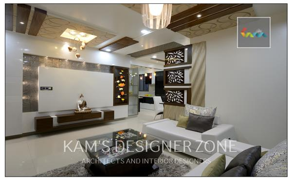 Interior design services in pune kams designer zone for Interior design kitchen in pune