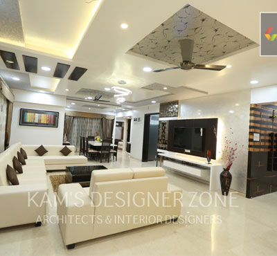 Residential Interior Designer In Pune For Spacious Home